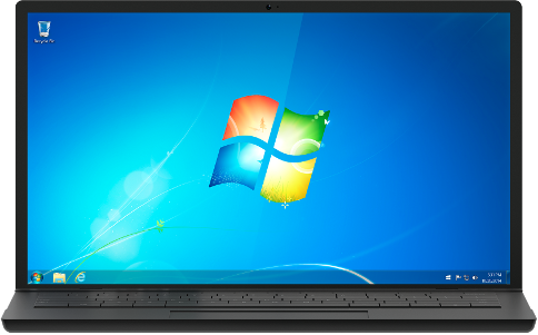 windows7 laptop